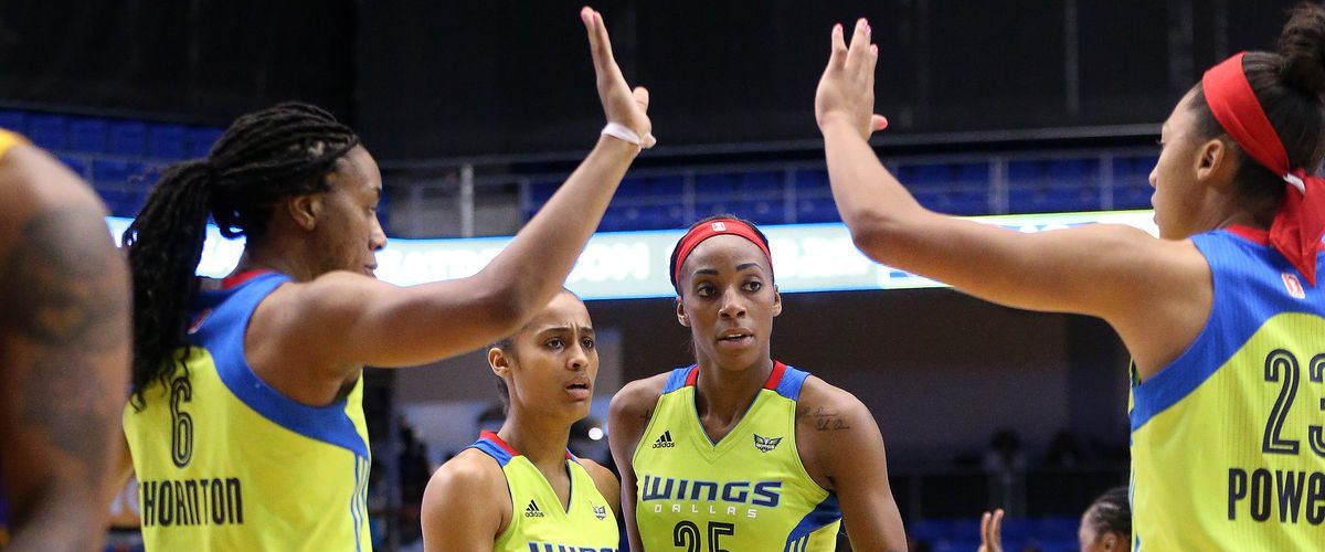 Will Dallas Wings Bring It?  The 2019 WNBA season preview you didn't know you needed, but surely do