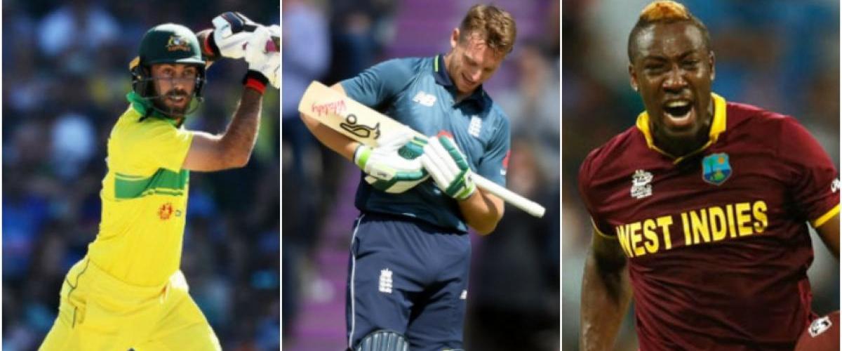 Top 10 Expected Dangerous Batsman in World Cup 2019