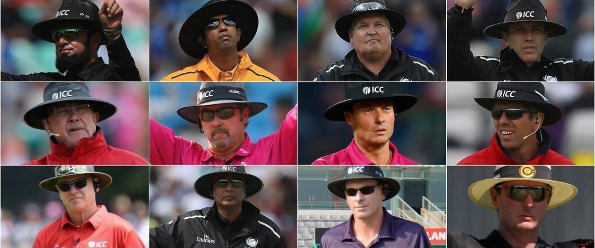 ICC announces the List of Umpires for World Cup 2019