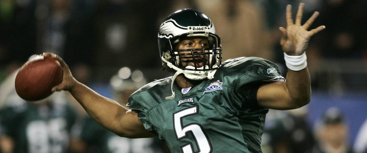 Donovan McNabb thinks he is a Hall of Famer