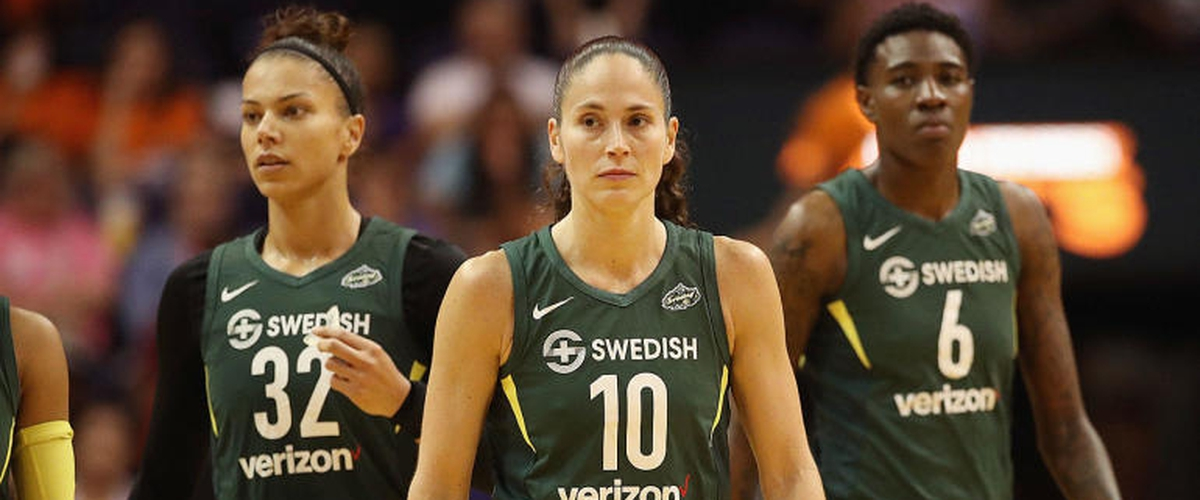 No Storm brewing this season -  A 2019 WNBA Season look-ahead for the 2018 champion Seattle Storm