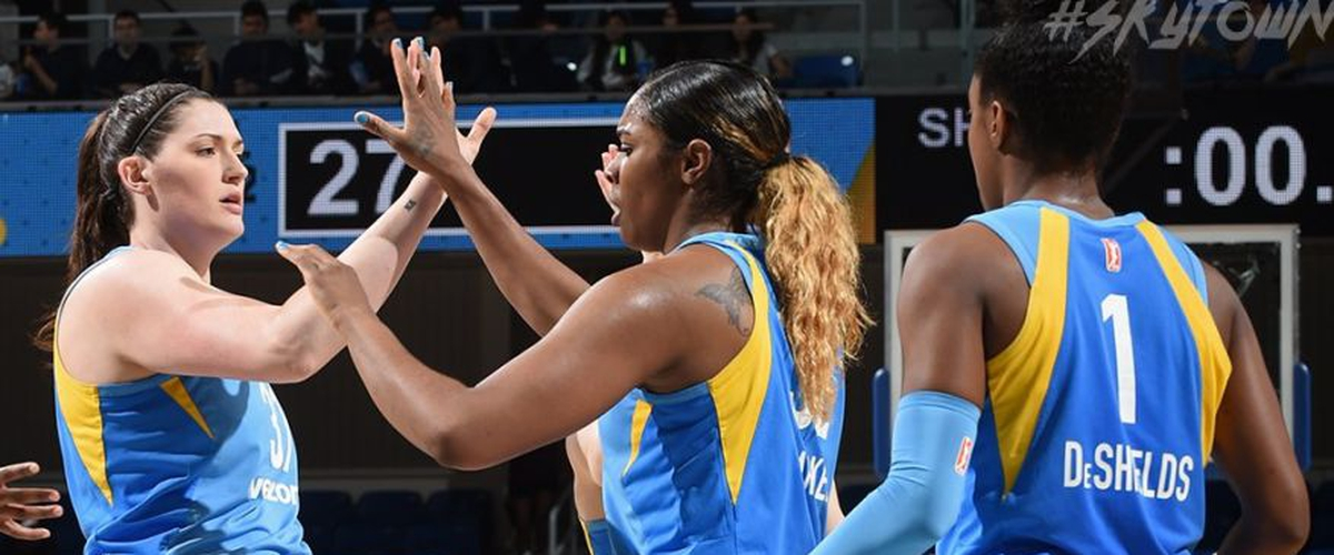 Sky still grounded - A 2019 WNBA Season look-ahead for the Chicago Sky