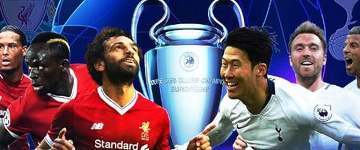 Spurs vs Liverpool Live Stream Free:Watch Uefa Champions League Final p2p Online Broadcast Coverage Link
