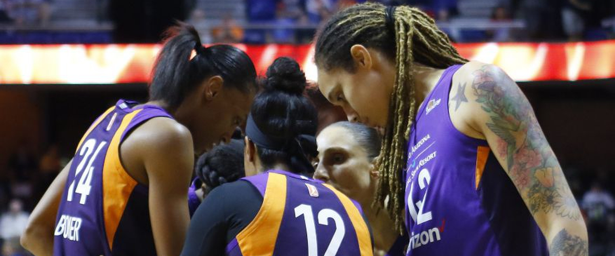 Mercury rising...enough to win a championship?  A 2019 WNBA Season look-ahead for the Phoenix Mercury