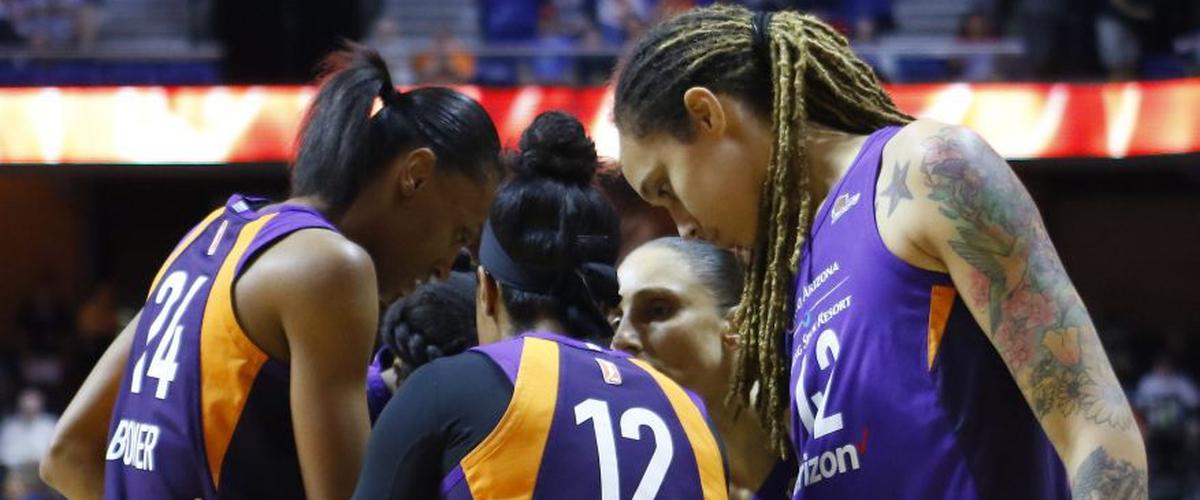 Mercury rising...enough to win a championship?  A 2019 WNBA Season look-ahead for the Phoenix Mercury