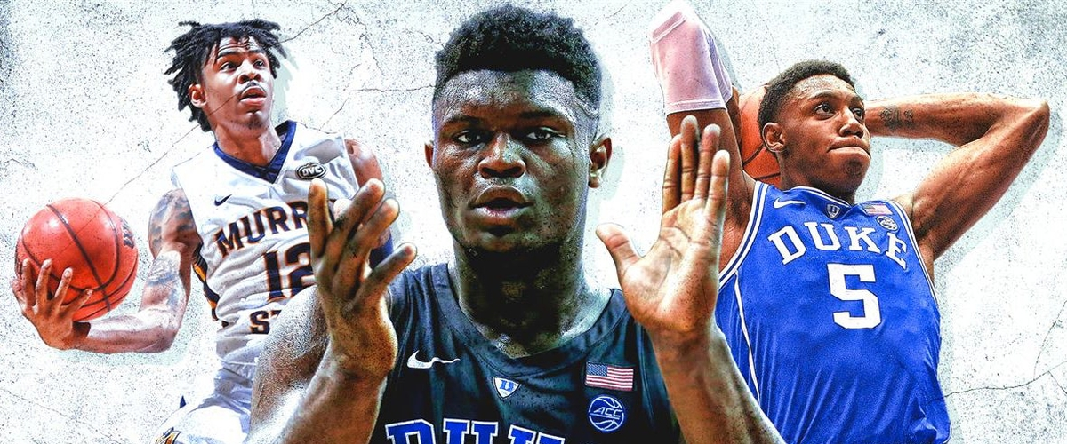 Fuller's Official 2019 NBA Mock Draft