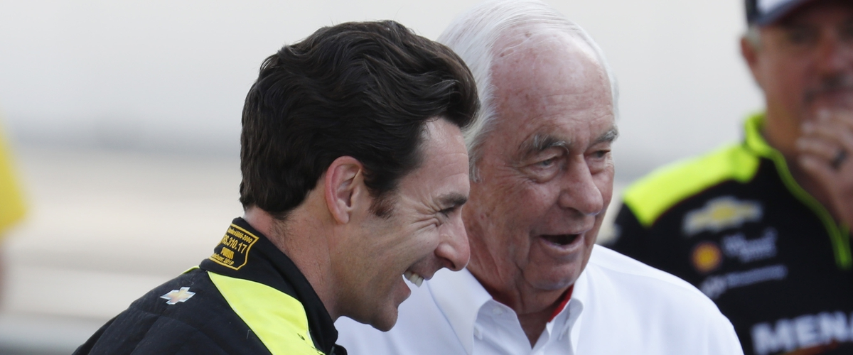 Roger Penske Will Be Receiving a Special Award From President Trump.