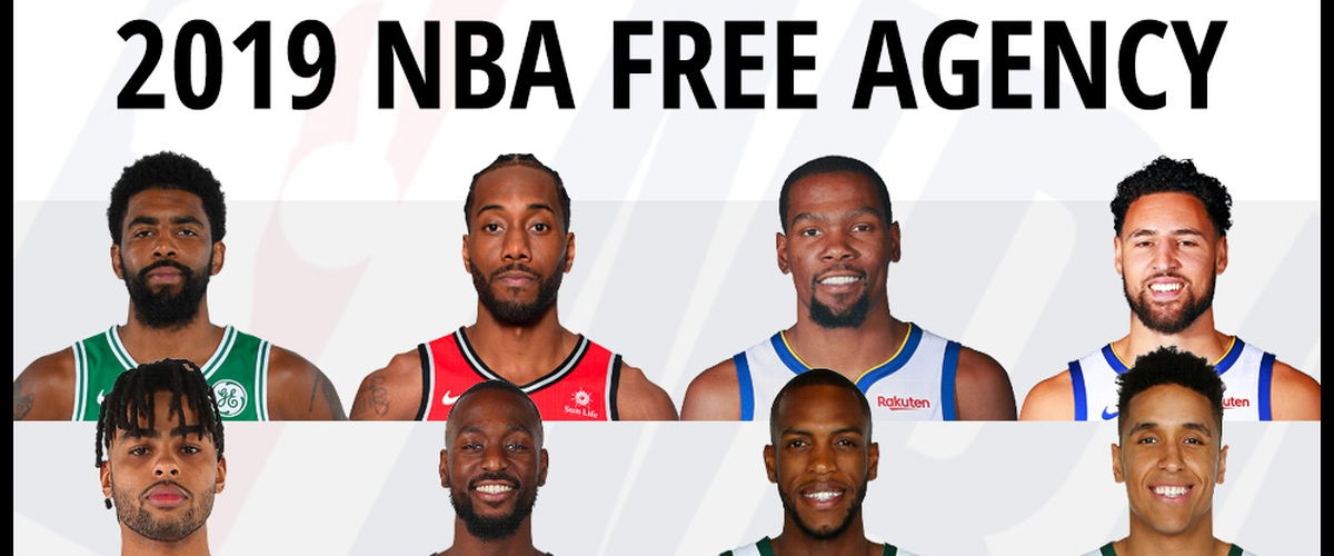 Destinations for the Top 20 NBA Free Agents