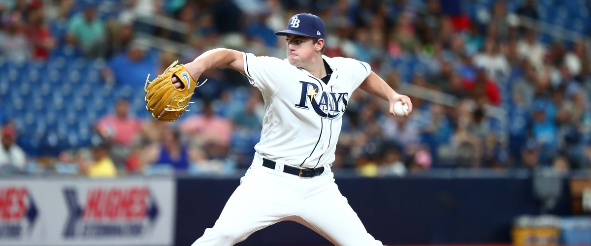 Brendan McKay shines in Rays debut