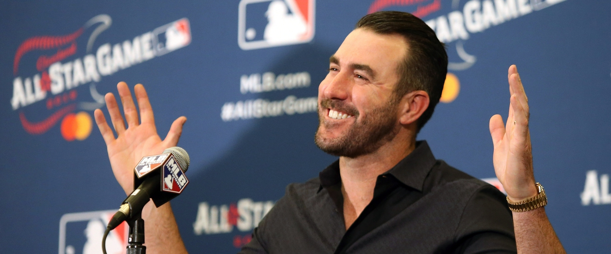 Justin Verlander Is Accusing MLB Of Juicing The Balls.