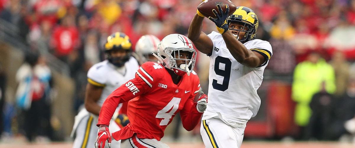 Michigan unseats Buckeyes atop the Big Ten East