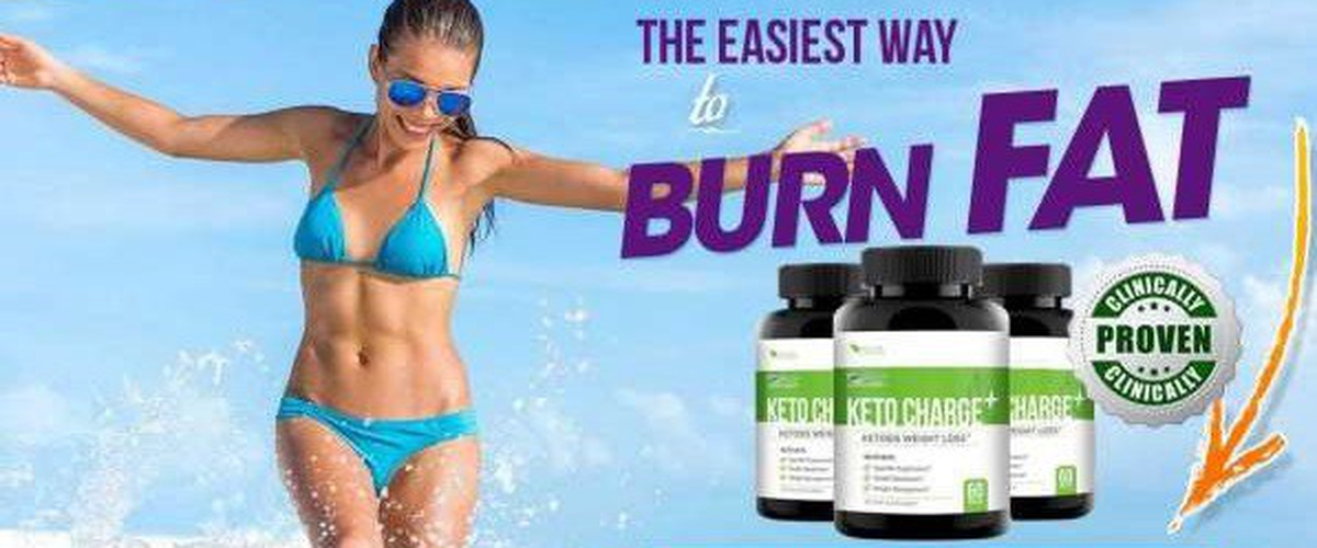 Keto Charge Plus – Designed to make you look Slimmer!