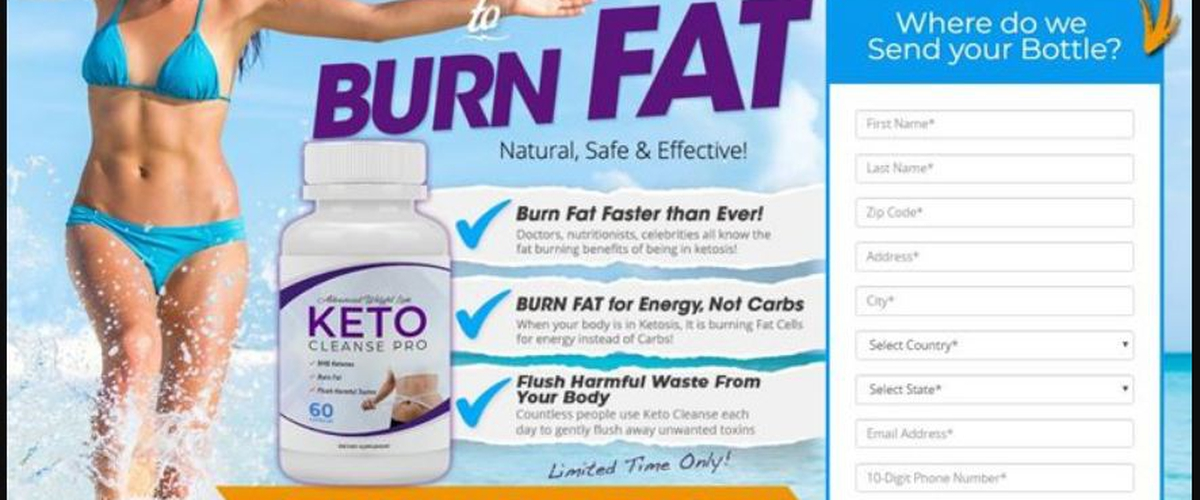 Keto Cleanse Pro – Buy this Xtraordinary Product from Here.
