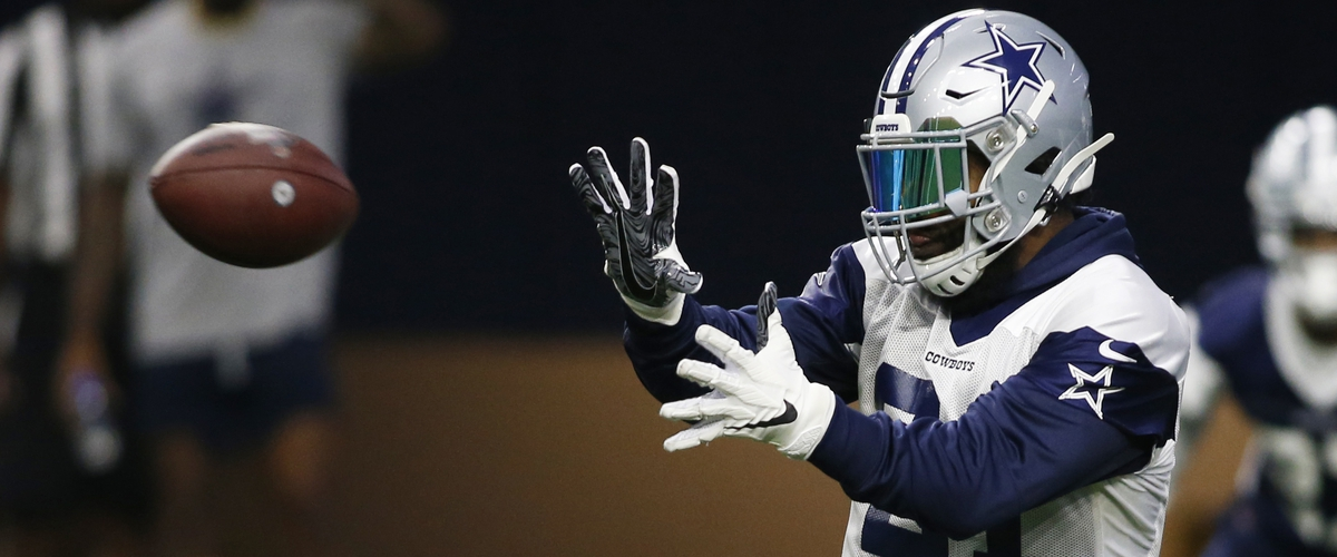 4 teams that should reach out to Dallas about  Ezekiel Elliott
