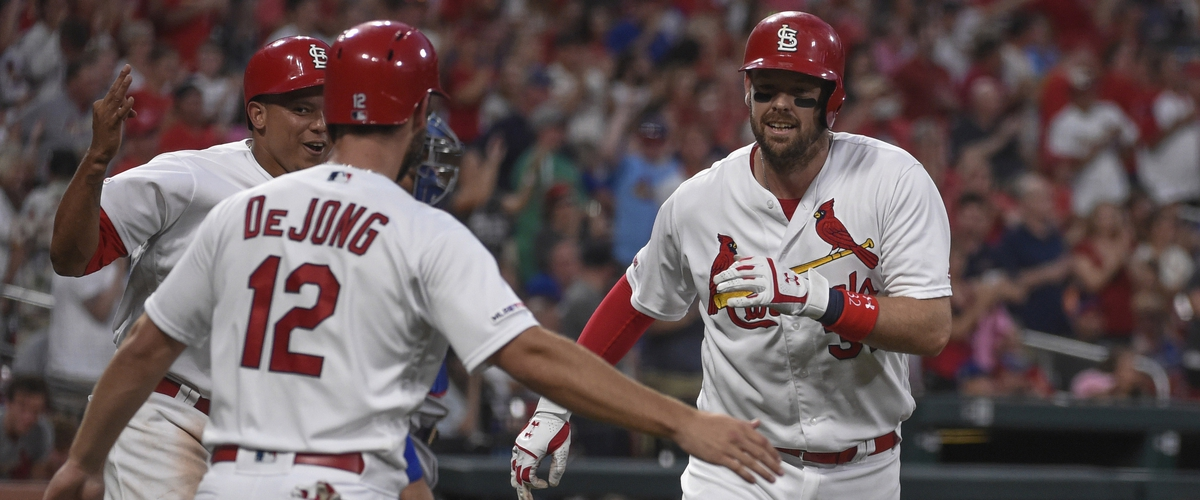 The Cardinals Take 2-Of-3 From The Cubs, Here's The Complete Wrap-Up.