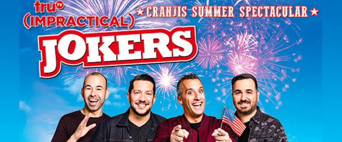 Impractical Jokers Sweepstakes - Enter To Win Tickets