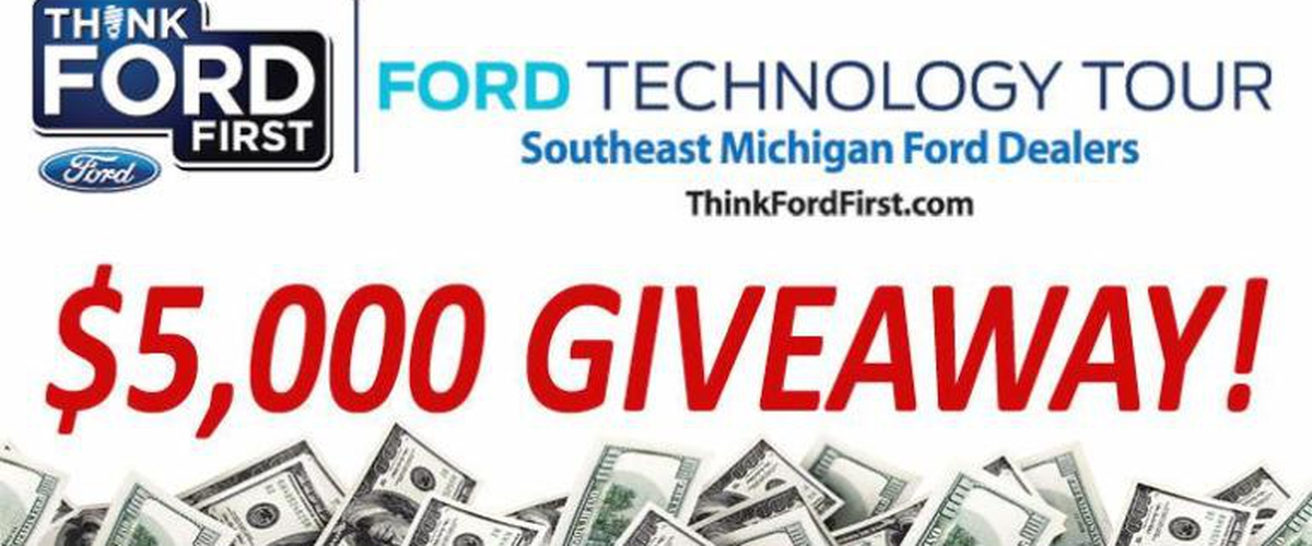 Ford Technology Tour Giveaway - Enter To Win A Gift Card