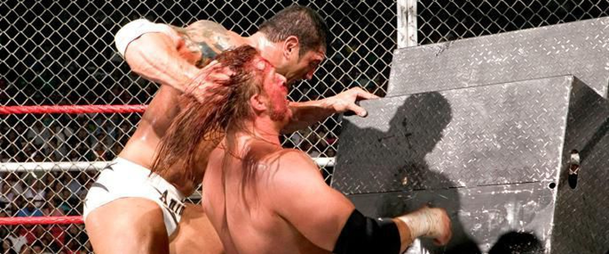 The 5 Best Hell in a Cell Matches in WWE history