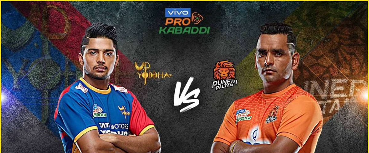 Dream11 PUN vs UP, Team and Live Score | Pro Kabaddi League 2019