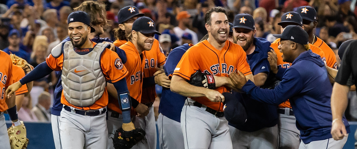 Justin Verlander Pitches 3rd Career No-Hitter.