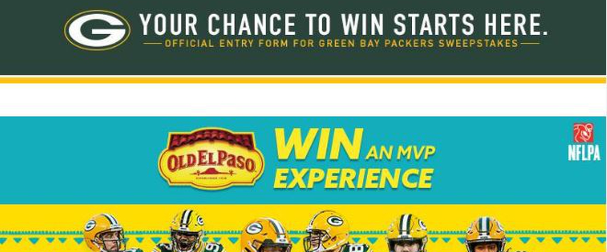 MVP Experience Sweepstakes With Old El Paso Giveaway - Enter To Win Tickets