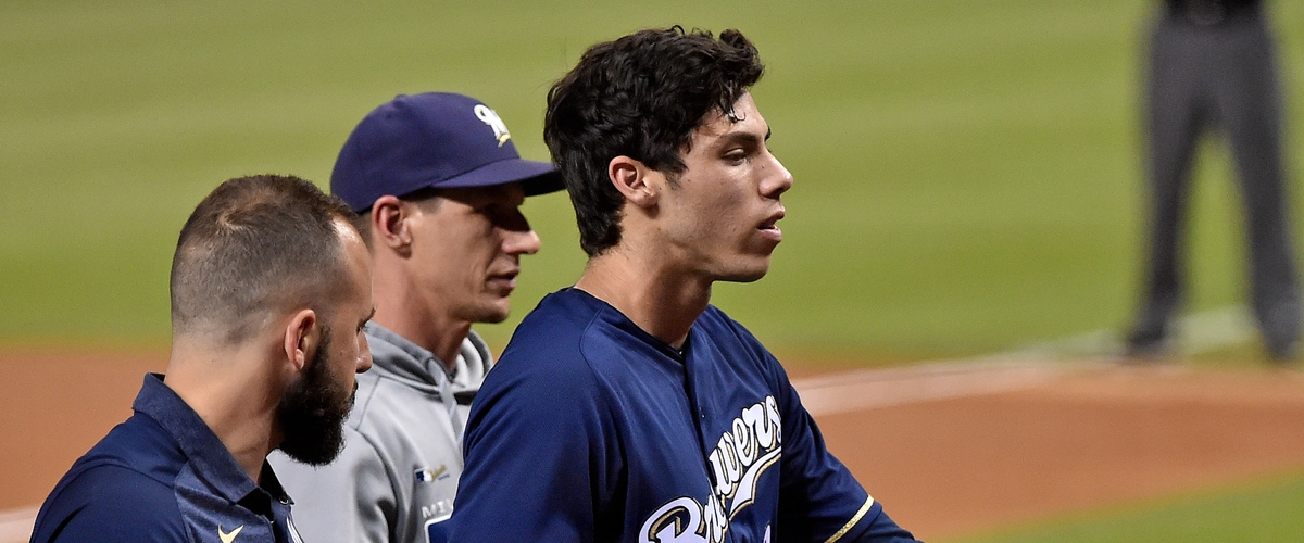 Are The Milwaukee Brewers In Trouble Without Christian Yelich.