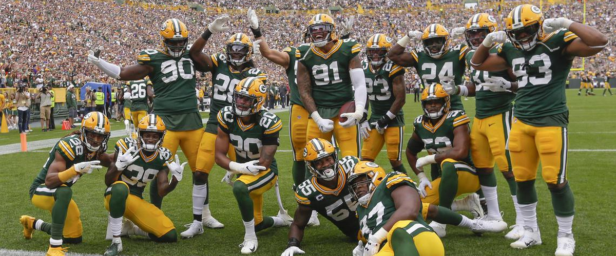 Fuller's Packers Report Card - Week 2: We Own the NFC North and Kirk Cousins Still Sucks