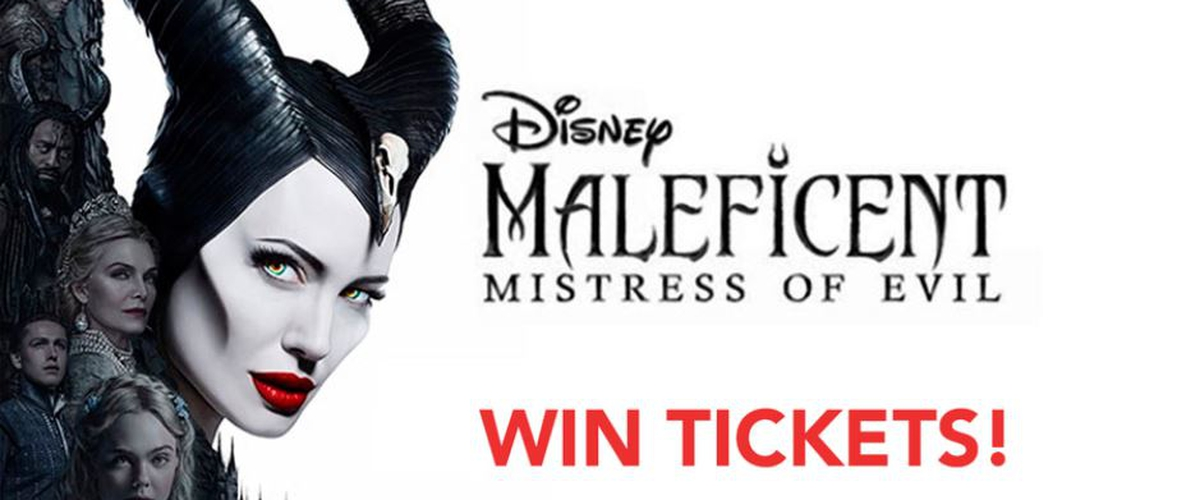 Disneys Maleficent Mistress Of Evil Screening Sweepstakes - Win A Ticket