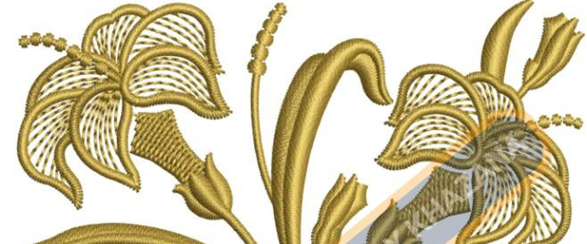 What The Steps Of Embroidery Digitizing?
