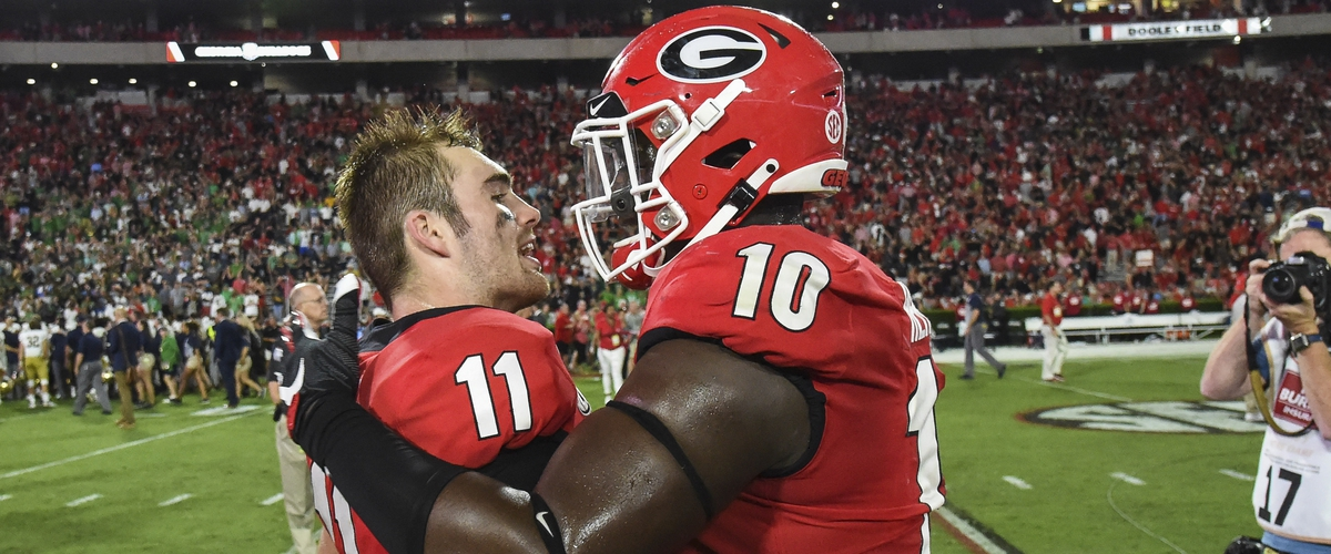 Jake Fromm Can Perform Under Pressure.
