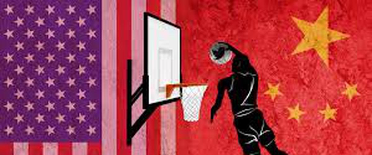NBA Vs China