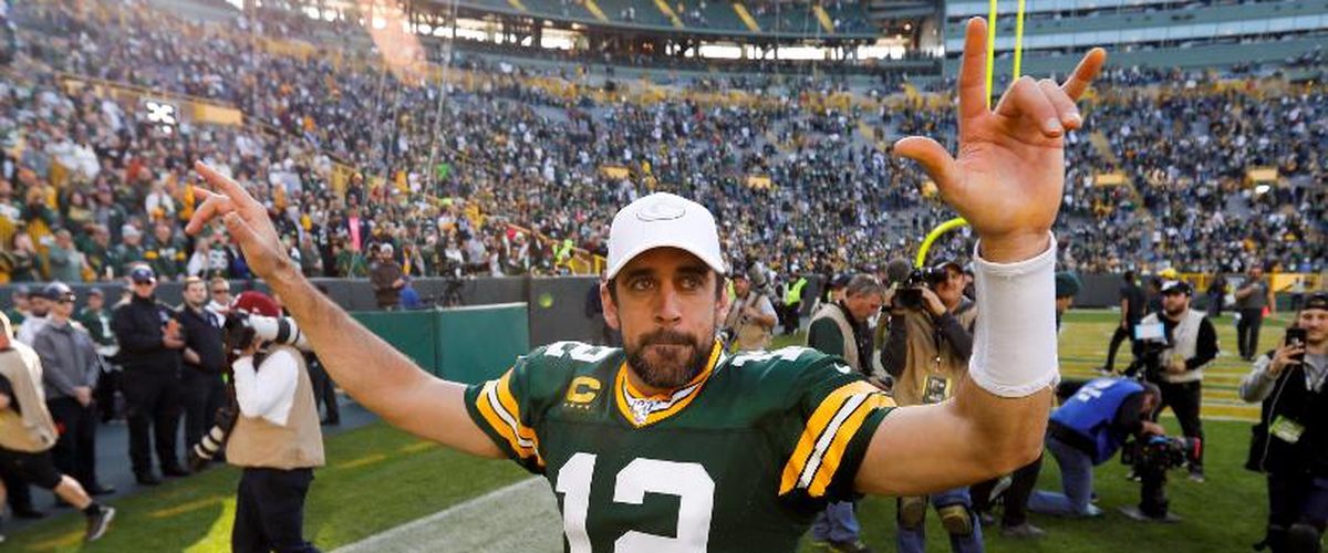 "Fuller's Packers Report Card - Week 7: An ""A++"" for Aaron Rodgers"