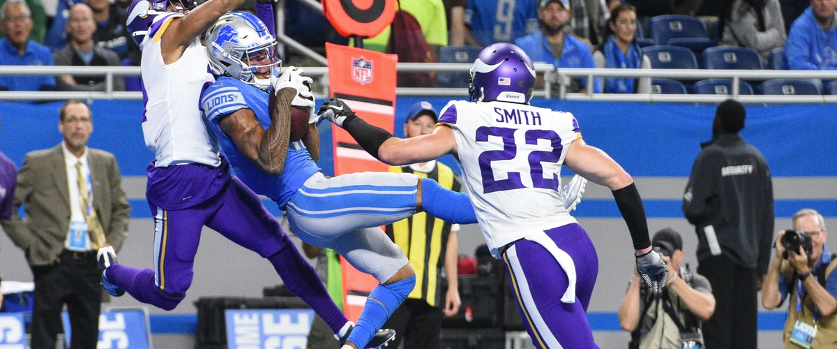 Lions Look: Defense Takes A Holiday