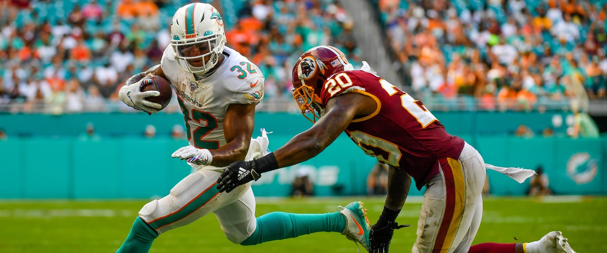 Miami Dolphins trade Kenyan Drake to Arizona