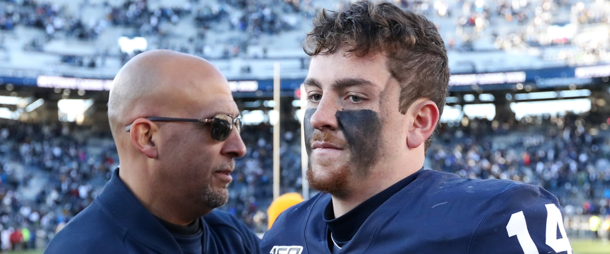 Penn State Quarterback Sean Clifford has been receiving death Threats.