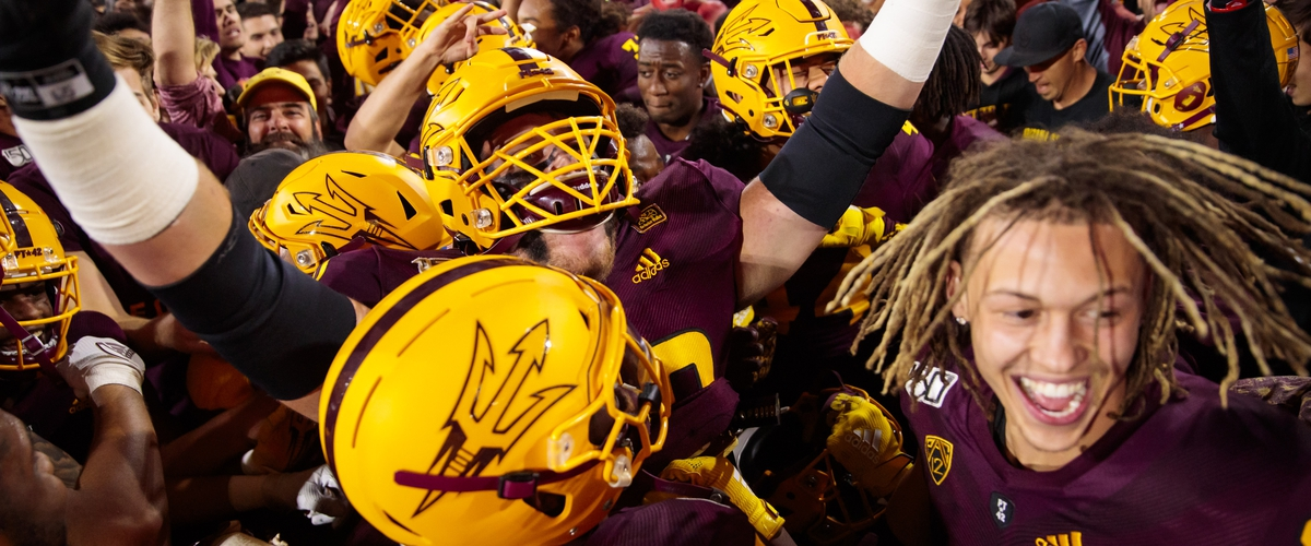 Arizona State Upsets No.6 Oregon, What does it mean for the CFP.