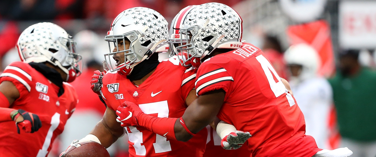 Ohio State is atop of the CFP Rankings Going into rivalry Saturday.