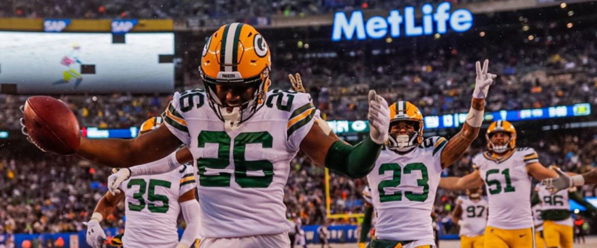 Fuller's Packers Report Card - Week 13: The Giants Suck and We Clinched a Winning Season!