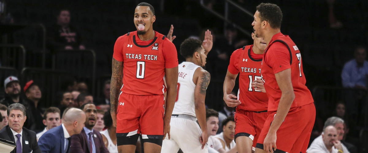 Texas Tech Takes Down No.1 Louisville.