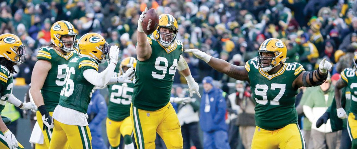 Fuller's Packers Report Card - Week 15: The Bears Still Suck and We're Still Winning Ugly