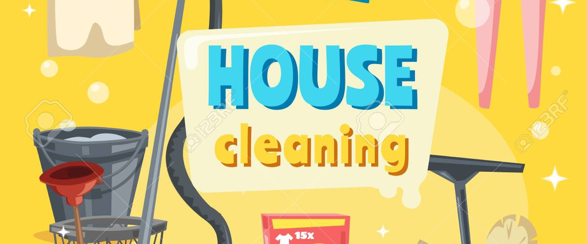 Happiness or Joy of Residential and Commercial cleaning within Minutes