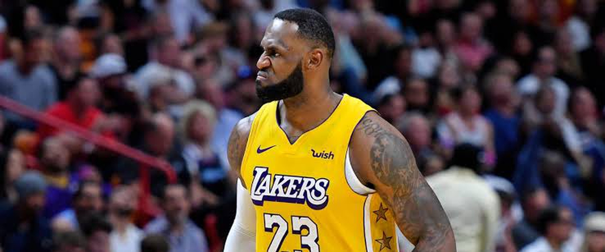 LeBron James Wins Male Athlete of Decade by the Associated Press