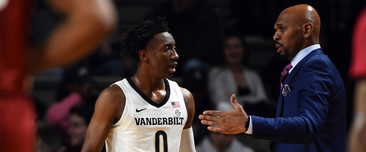 Vanderbilt loses again, the threes won't fall, and Jerry Stackhouse has work to do