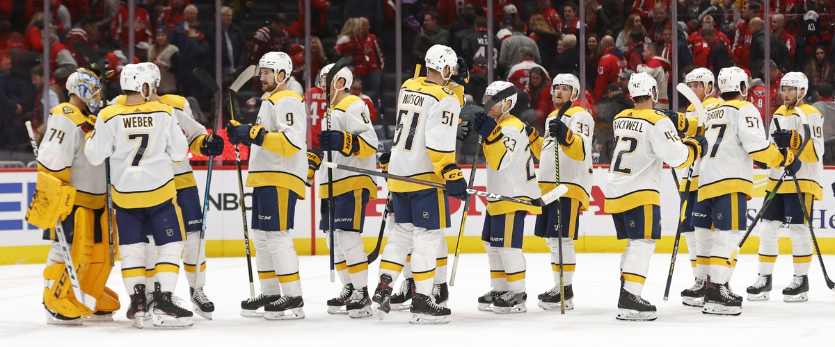 Nashville Predators give fans hope with two big road wins