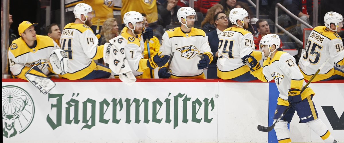 Will the Predators be buyers or sellers at the trade deadline?
