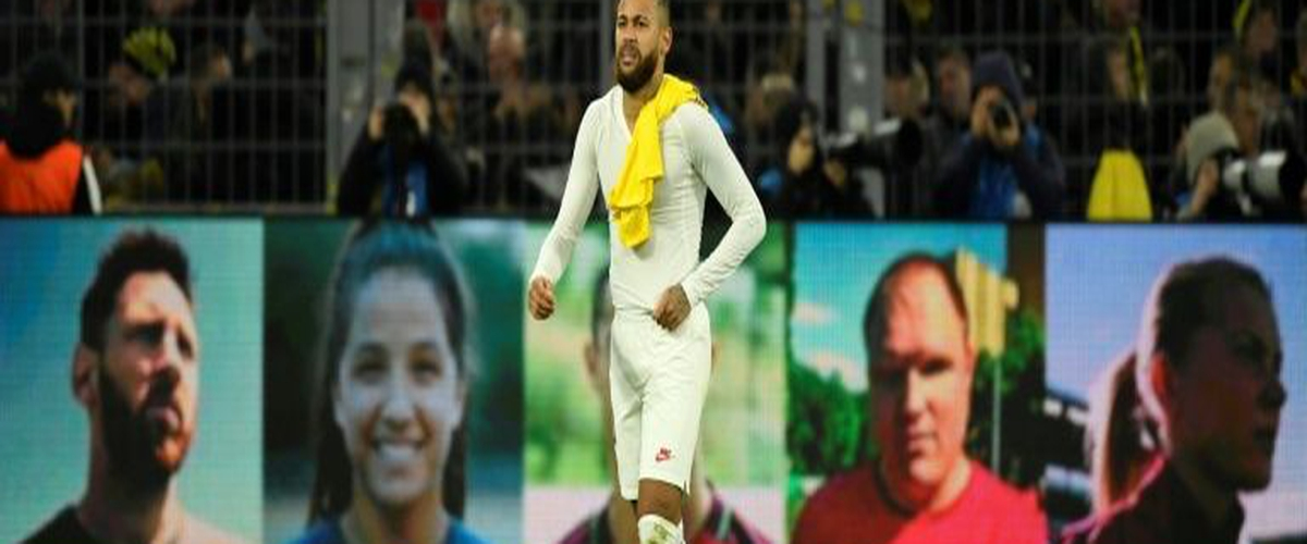 Neymar criticises PSG over injury