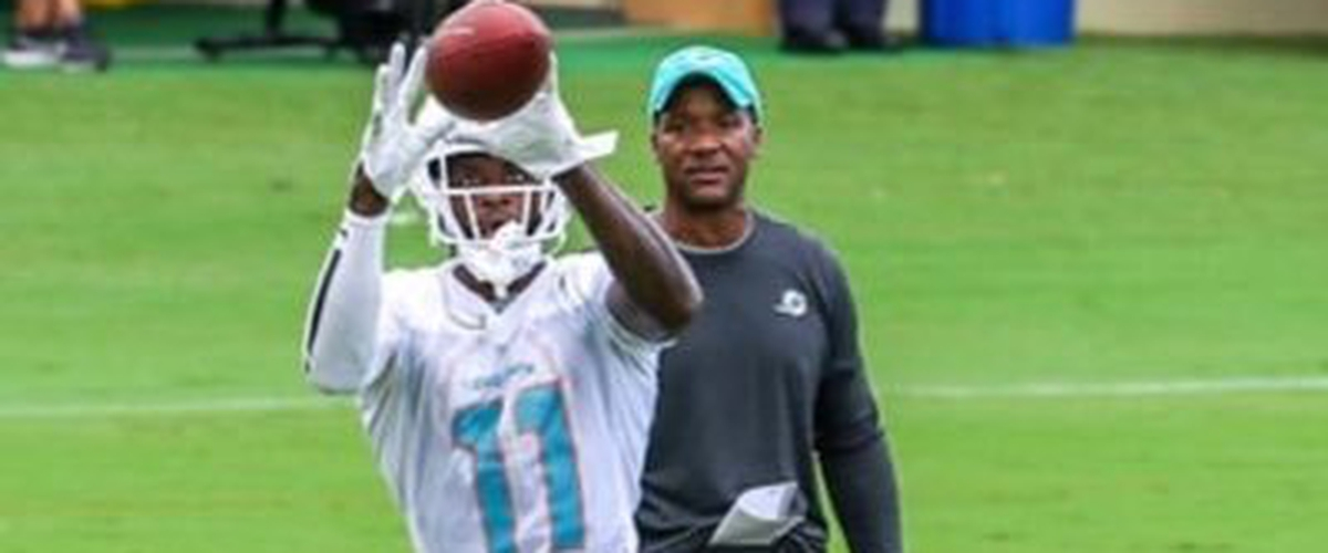 Dolphins WR coach Karl Dorrell Accepts Colorado Buffaloes job