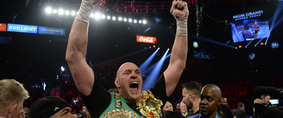 After Wilder, What's next for Tyson Fury?