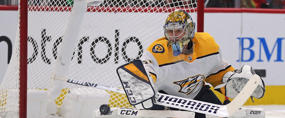 This is the end of the Pekka Rinne era in Nashville