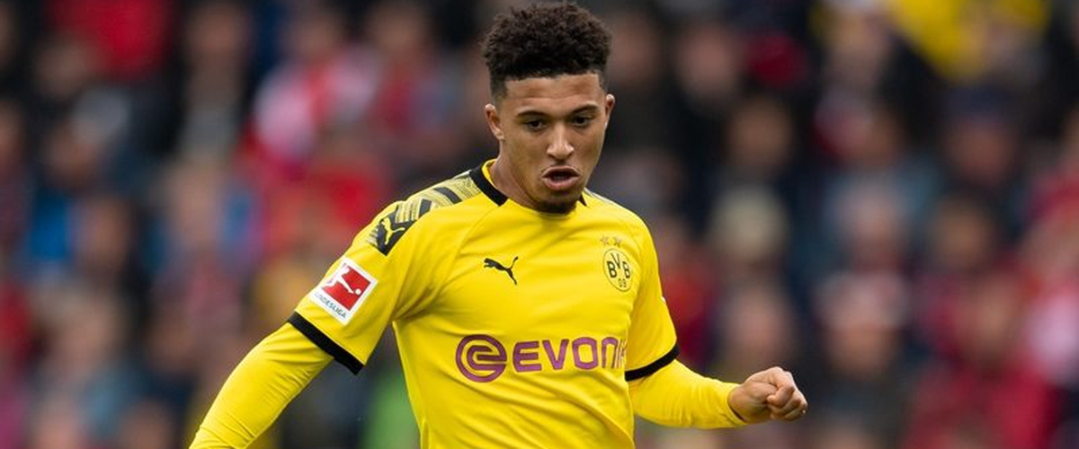 Manchester United prepare to grab Sancho